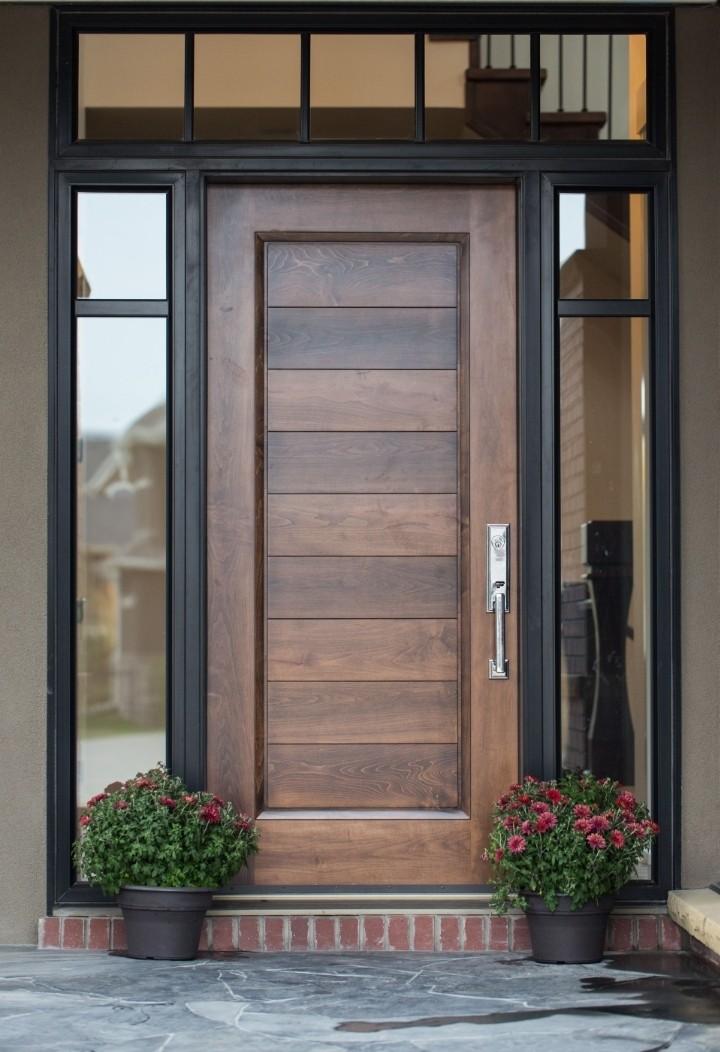 Materials for Exterior Doors